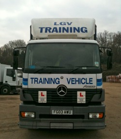EpTrainingTruckFrontView