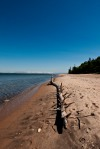 Beach at Pancake Bay 2