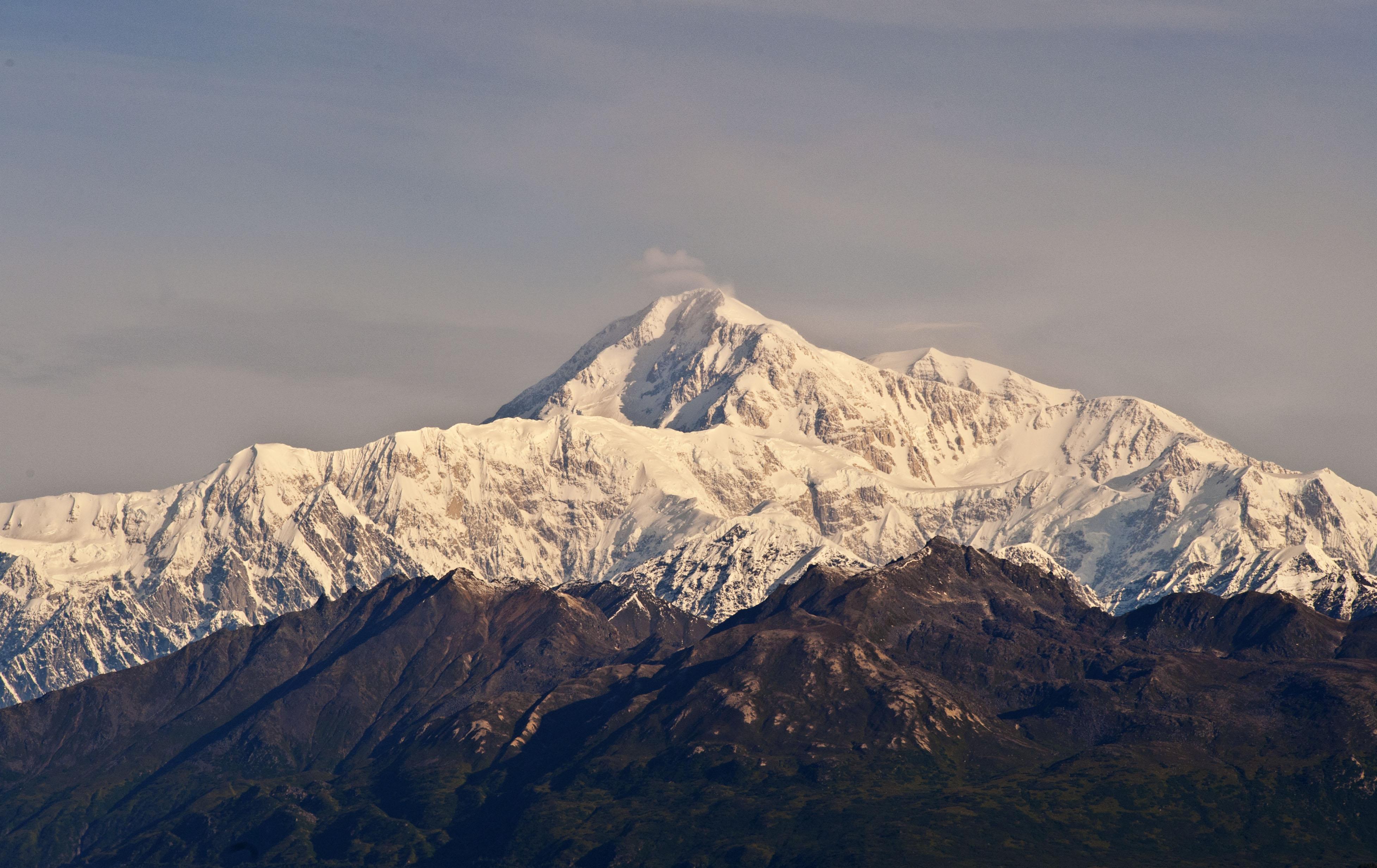 Mount McKinley and the 30% Club  fromalaskatobrazil