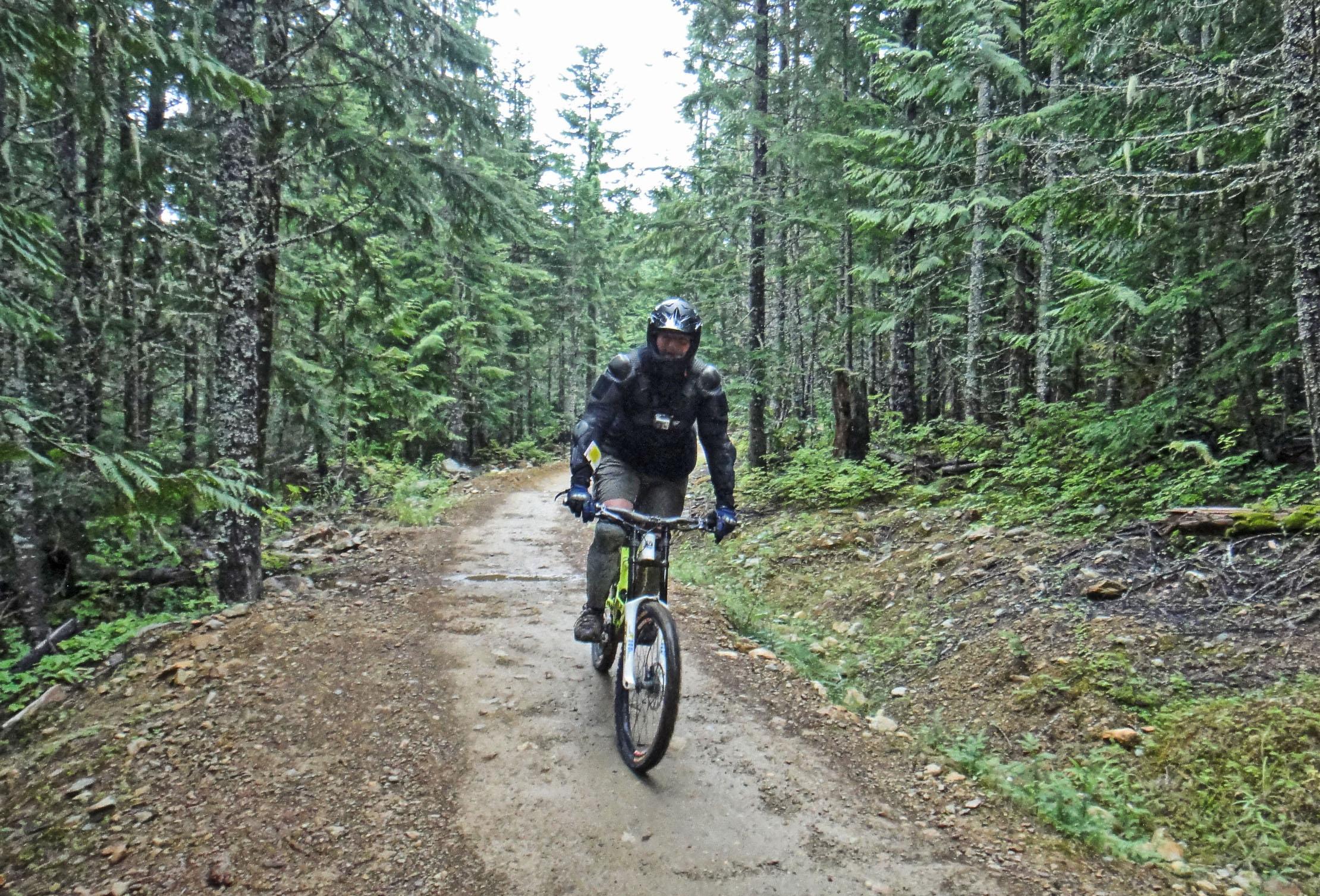 how to start downhill mountain biking