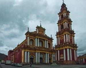 Church in Salta