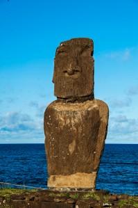 Harbour Moai