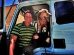 Mark and Fooddog