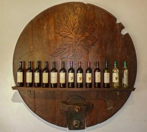 Wines at Nanni