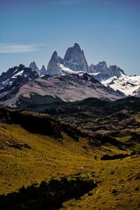 Cerro Fitzroy and path