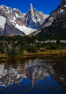 Cerro Torre Reflections2