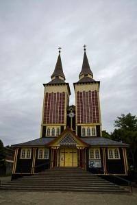 Church at Panguipulli