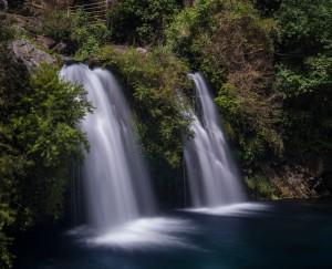 Falls at Ojo de Caburga