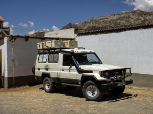French Landcruiser