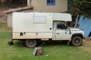 French Landrover