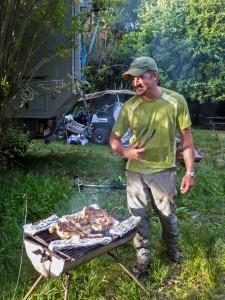 Kobus Grilling