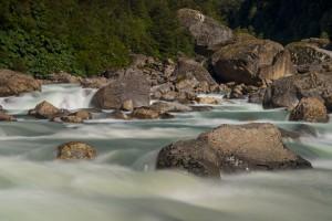 River at Quelat