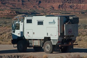 swiss overland truck