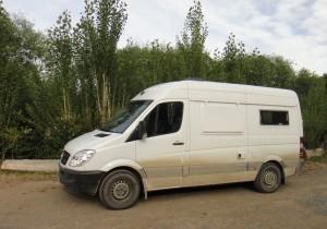 Swiss Sprinter Van
