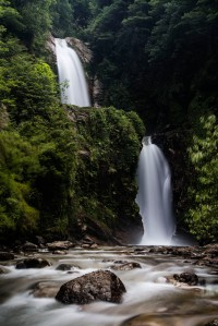 Virgen Waterfall