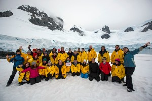 Antarctica: Camping on the Continent