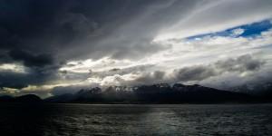 Leaving Ushuaia