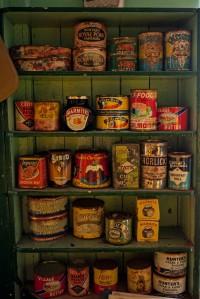 Port Lockroy Food