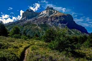 Cuernos Mountains