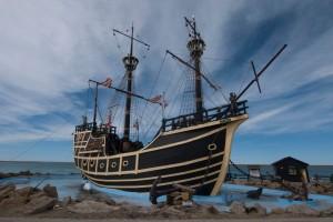 Puerto San Julien Pirate Ship