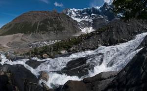 River in Valle de Francis