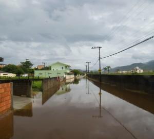 A road in Brasil