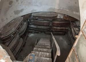 Crypt basement