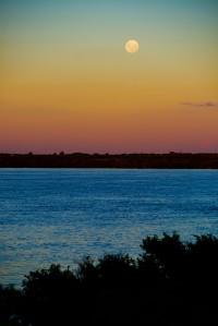 Moonrise in El Palmar