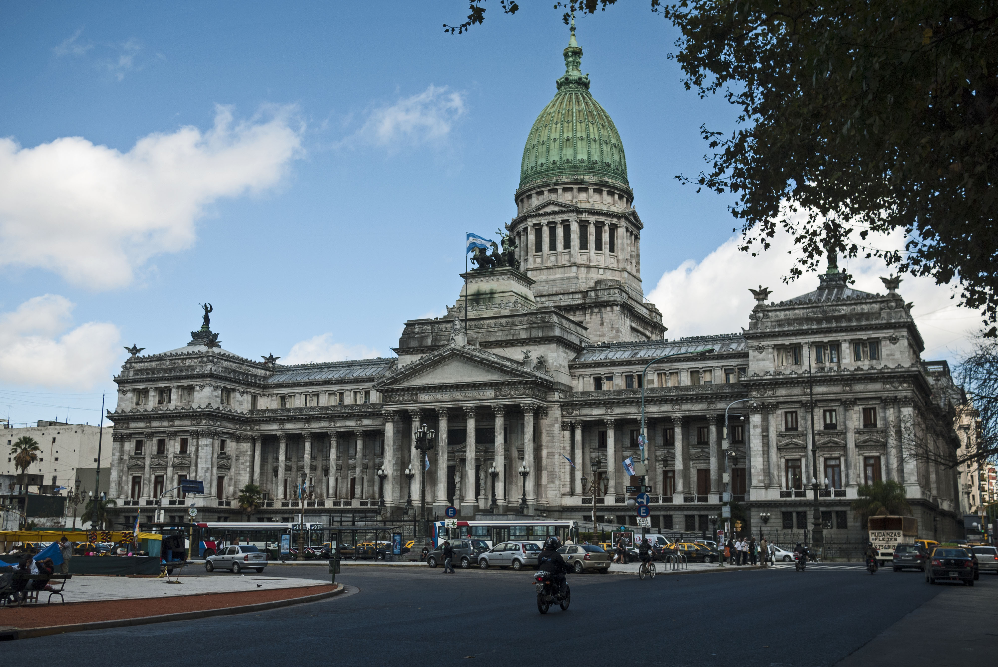 Palace of the Argentine National Congress - Wikipedia