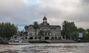 Tigre boat club