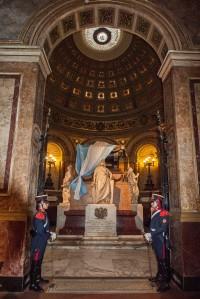 Tomb of General San Martin