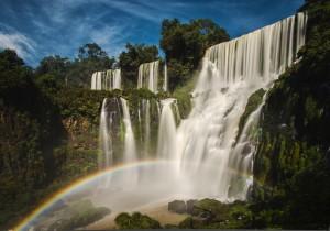 Waterfalls at Iguazu
