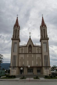 Church in Praia Grande