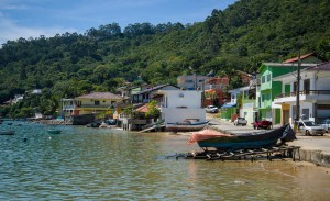 Small Beachside Village