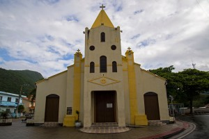 Oldest Church in Florianopolis