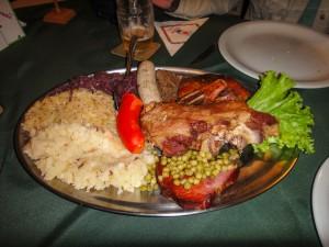Wunderwald meal