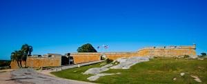 Fort at Santa Teresa