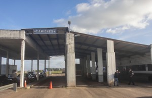 Uruguay Border at Chui