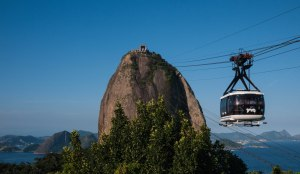 Corcovado Cable Car